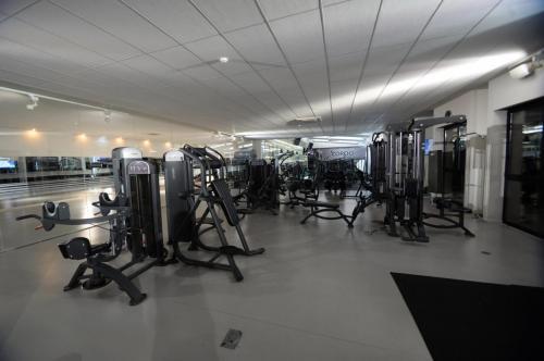 Zona Musculação